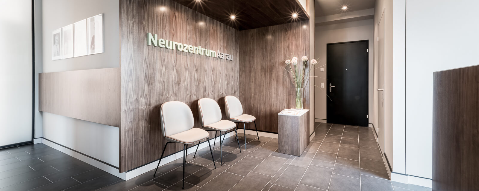 Neurozentrum Aarau Empfang Hirslanden Medical Center